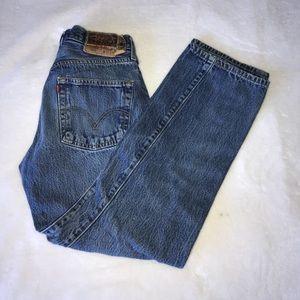 501 Levi jeans